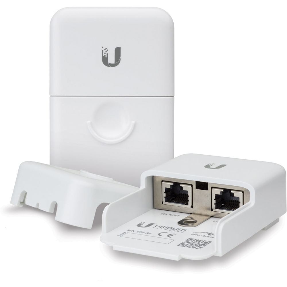 ubiquiti networks eth sp ethernet surge protector 1079141