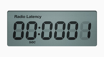 airfiber5 feature radio latency